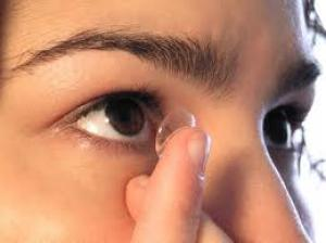 Contact lens recall lawsuit